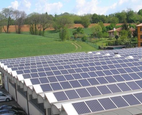 Impianti fotovoltaici per aziende